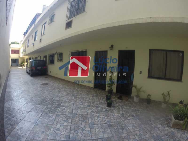 18 Vila - Casa para alugar Rua Libia,Vila da Penha, Rio de Janeiro - R$ 1.100 - VPCA20245 - 19