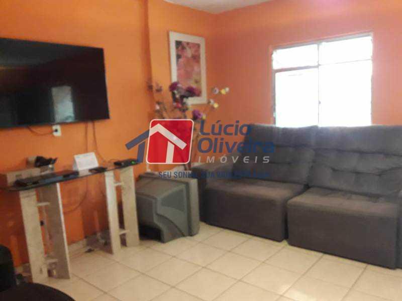 2-Sala 2 ambientes - Casa à venda Rua Turvo,Irajá, Rio de Janeiro - R$ 450.000 - VPCA50025 - 3