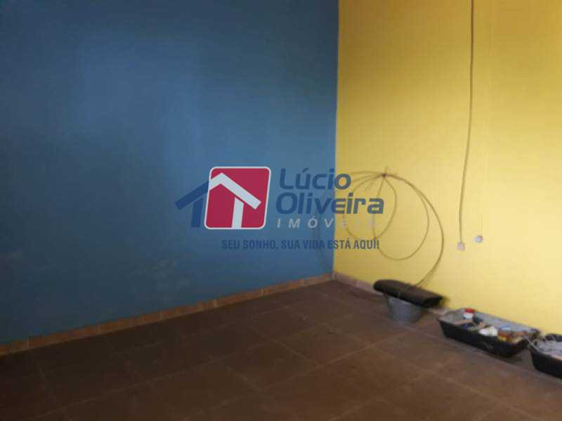 6-Quarto terraço - Casa à venda Rua Turvo,Irajá, Rio de Janeiro - R$ 450.000 - VPCA50025 - 7