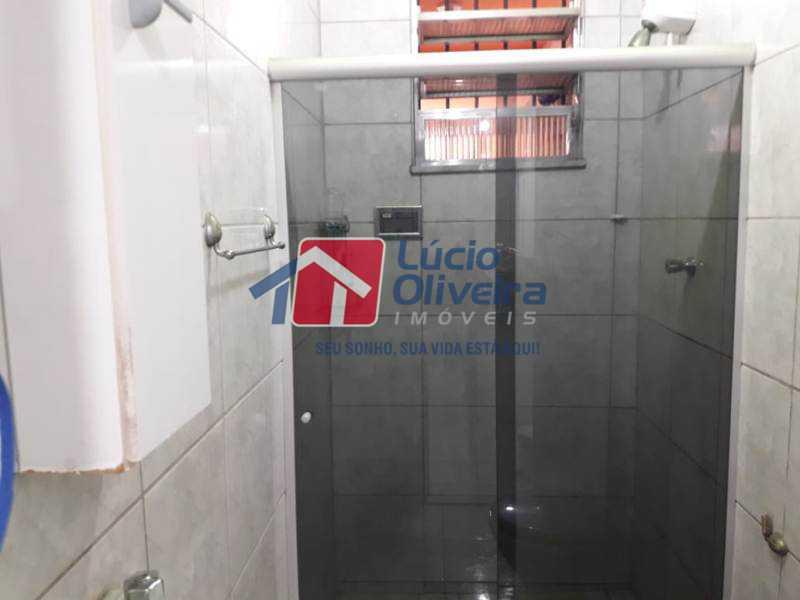 7-Banheiro blindex - Casa à venda Rua Turvo,Irajá, Rio de Janeiro - R$ 450.000 - VPCA50025 - 8