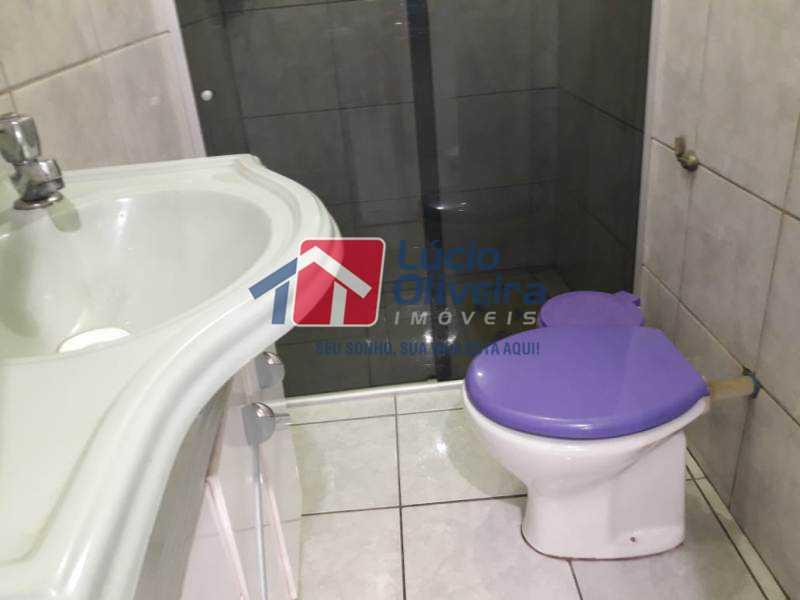 8-Banheiro social - Casa à venda Rua Turvo,Irajá, Rio de Janeiro - R$ 450.000 - VPCA50025 - 9