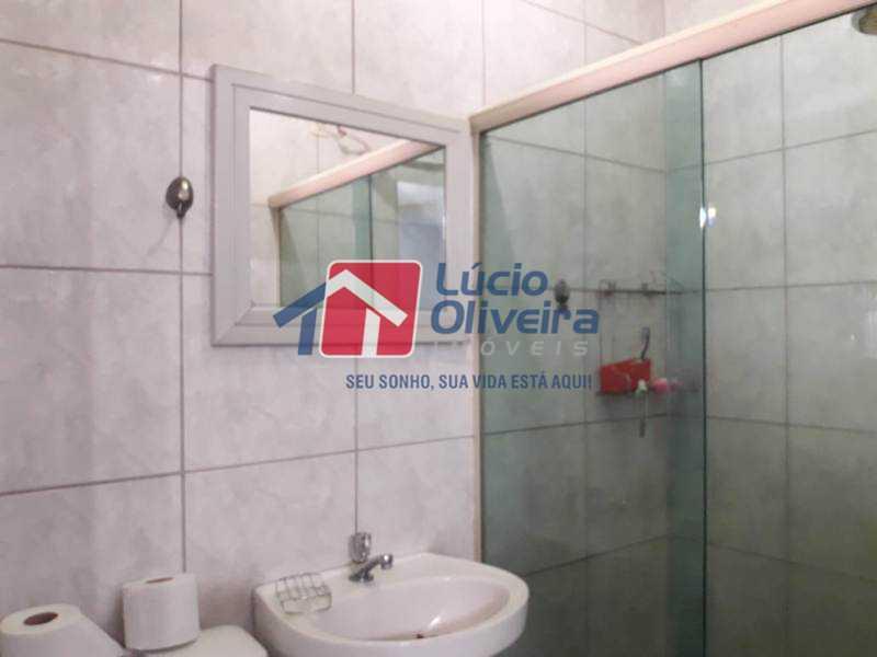 9-Banheiro suite - Casa à venda Rua Turvo,Irajá, Rio de Janeiro - R$ 450.000 - VPCA50025 - 10