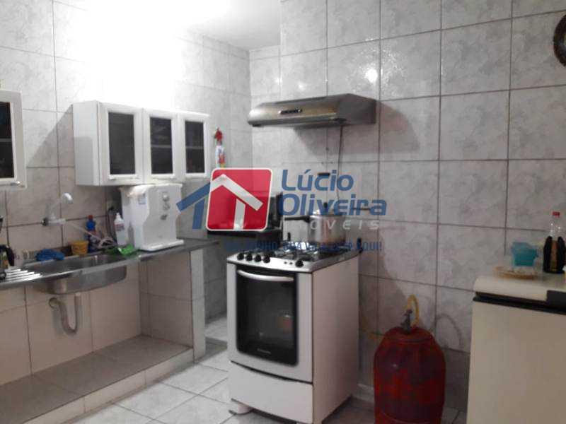 10-Cozinha..... - Casa à venda Rua Turvo,Irajá, Rio de Janeiro - R$ 450.000 - VPCA50025 - 11