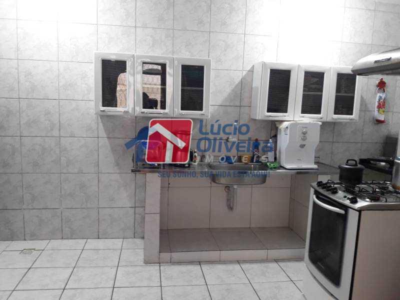 11-Cozinha - Casa à venda Rua Turvo,Irajá, Rio de Janeiro - R$ 450.000 - VPCA50025 - 12