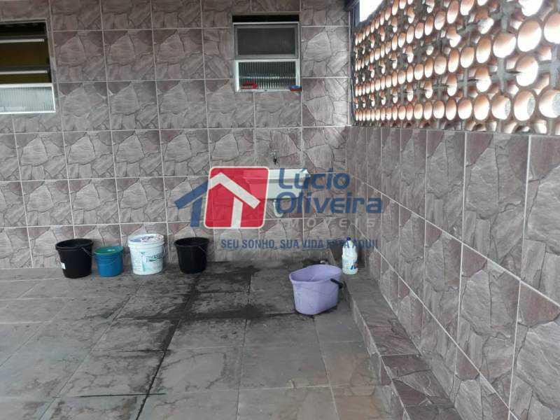 12-Lavanderia - Casa à venda Rua Turvo,Irajá, Rio de Janeiro - R$ 450.000 - VPCA50025 - 13