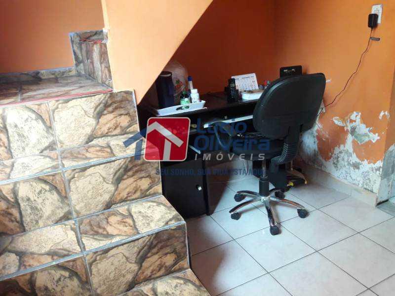 14-Escritorio - Casa à venda Rua Turvo,Irajá, Rio de Janeiro - R$ 450.000 - VPCA50025 - 15
