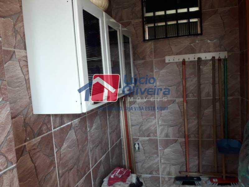 15-Dispensa - Casa à venda Rua Turvo,Irajá, Rio de Janeiro - R$ 450.000 - VPCA50025 - 16