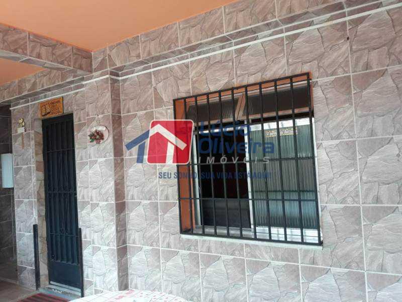 16-Frente interna casa - Casa à venda Rua Turvo,Irajá, Rio de Janeiro - R$ 450.000 - VPCA50025 - 17
