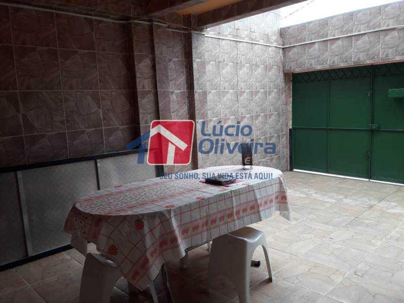18-Garagem - Casa à venda Rua Turvo,Irajá, Rio de Janeiro - R$ 450.000 - VPCA50025 - 19