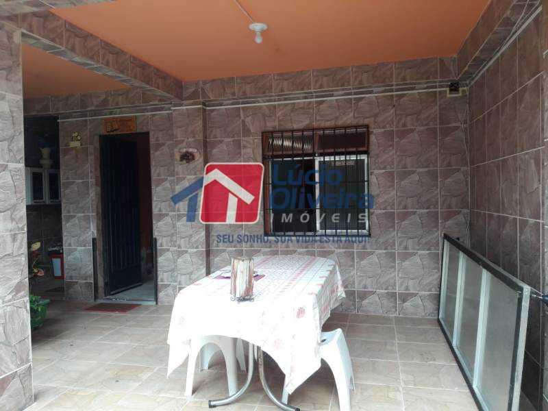 22-Varanda 1ar - Casa à venda Rua Turvo,Irajá, Rio de Janeiro - R$ 450.000 - VPCA50025 - 23