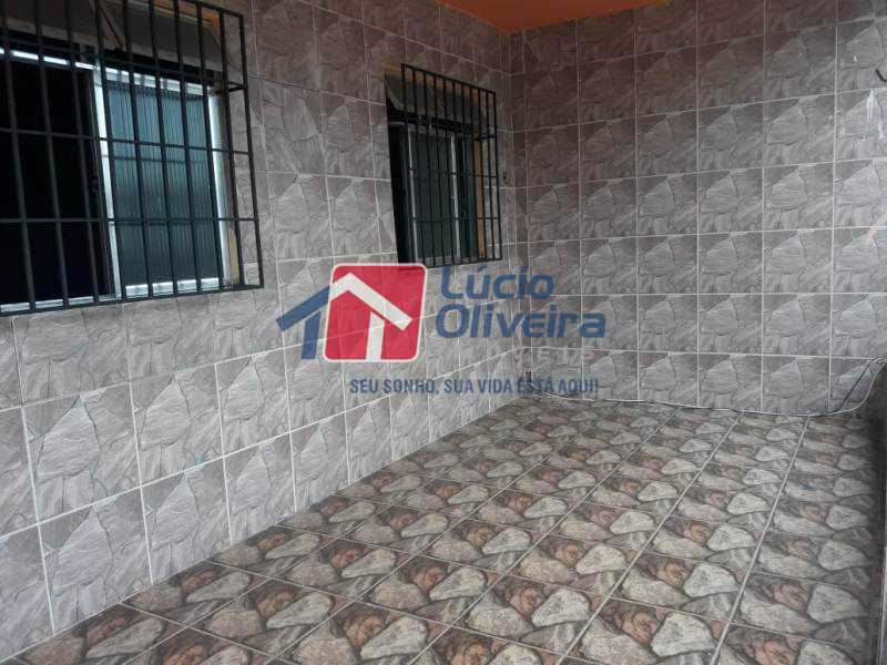 23-Varanda 2ar . - Casa à venda Rua Turvo,Irajá, Rio de Janeiro - R$ 450.000 - VPCA50025 - 24
