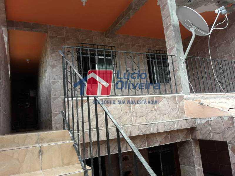 24-Varanda 2ar - Casa à venda Rua Turvo,Irajá, Rio de Janeiro - R$ 450.000 - VPCA50025 - 25