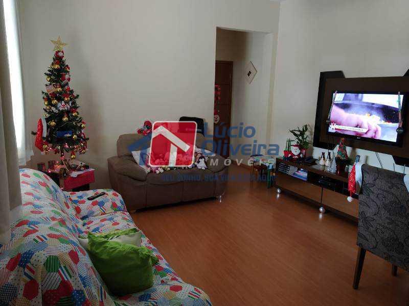 1 sala 2 - Apartamento Rua Helvetia,Penha Circular, Rio de Janeiro, RJ À Venda, 2 Quartos, 86m² - VPAP21257 - 1