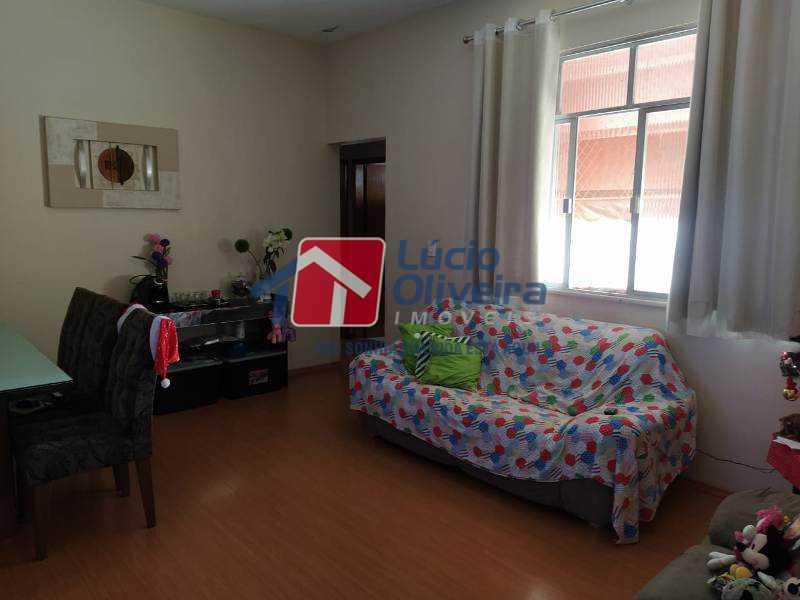 2 sala - Apartamento Rua Helvetia,Penha Circular, Rio de Janeiro, RJ À Venda, 2 Quartos, 86m² - VPAP21257 - 4