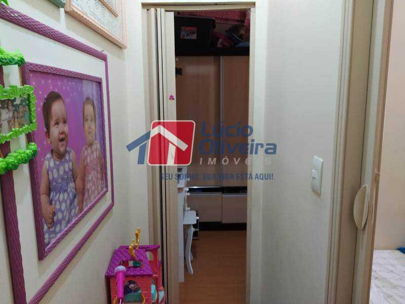 3 circulação - Apartamento Rua Helvetia,Penha Circular, Rio de Janeiro, RJ À Venda, 2 Quartos, 86m² - VPAP21257 - 5