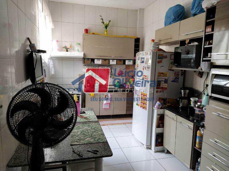 11 cozinha - Apartamento Rua Helvetia,Penha Circular, Rio de Janeiro, RJ À Venda, 2 Quartos, 86m² - VPAP21257 - 13