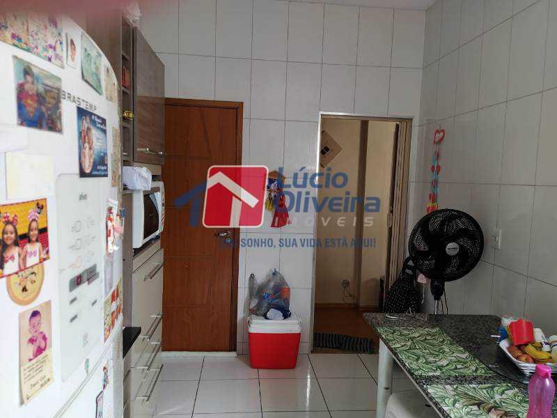 12 cozinha - Apartamento Rua Helvetia,Penha Circular, Rio de Janeiro, RJ À Venda, 2 Quartos, 86m² - VPAP21257 - 14