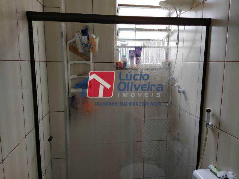 14 banheiro - Apartamento Rua Helvetia,Penha Circular, Rio de Janeiro, RJ À Venda, 2 Quartos, 86m² - VPAP21257 - 16