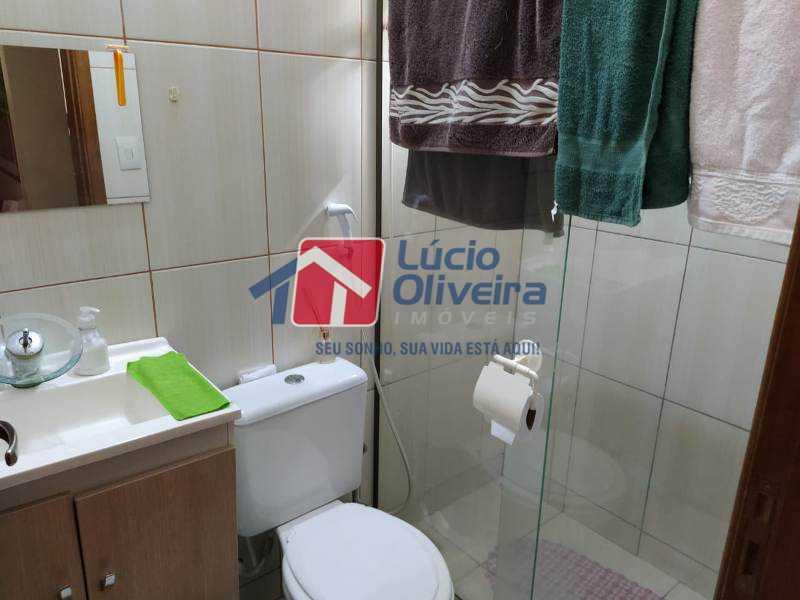 15 banheiro - Apartamento Rua Helvetia,Penha Circular, Rio de Janeiro, RJ À Venda, 2 Quartos, 86m² - VPAP21257 - 17