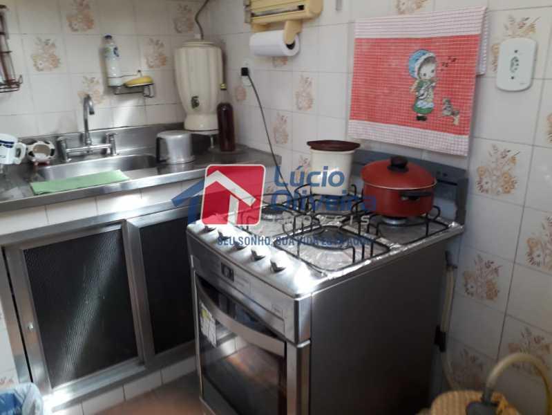 5 cozinha - Casa Rua Lucena,Olaria, Rio de Janeiro, RJ À Venda, 2 Quartos, 52m² - VPCA20246 - 7