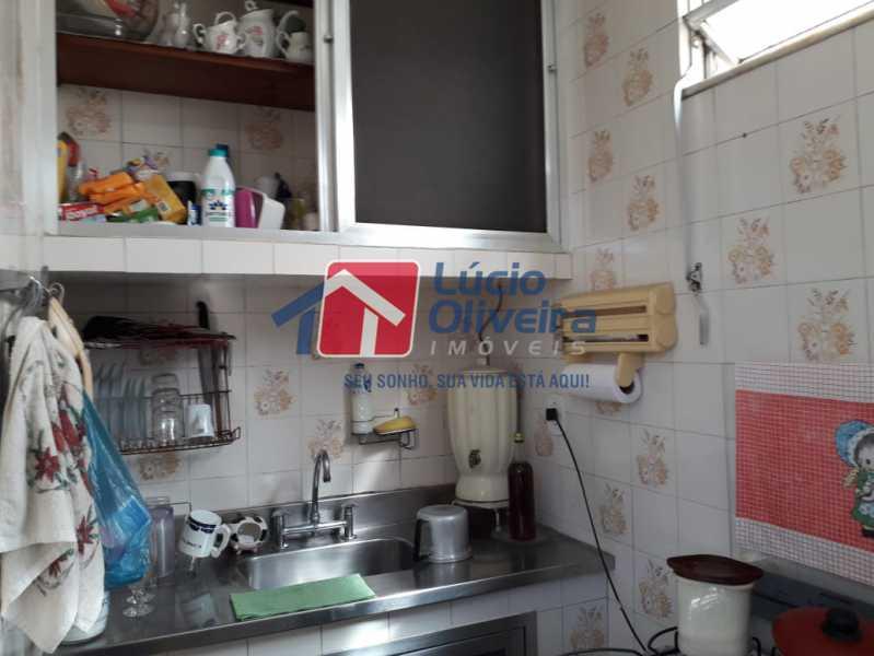 6 cozinha - Casa Rua Lucena,Olaria, Rio de Janeiro, RJ À Venda, 2 Quartos, 52m² - VPCA20246 - 8