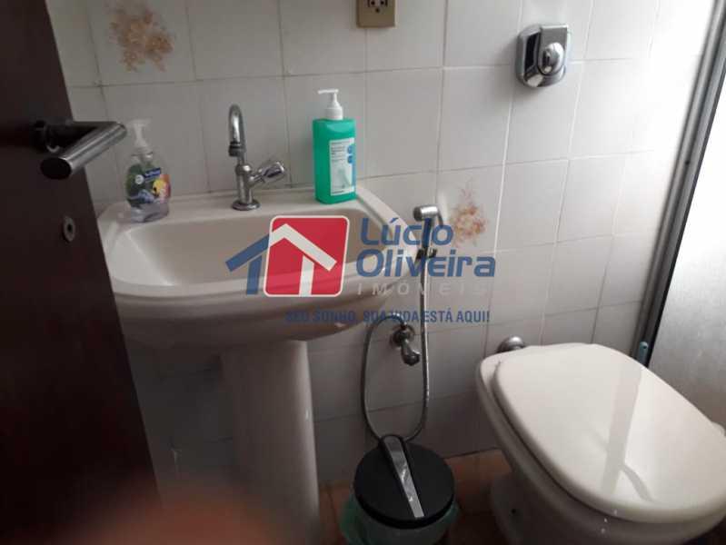 9 banheiro - Casa Rua Lucena,Olaria, Rio de Janeiro, RJ À Venda, 2 Quartos, 52m² - VPCA20246 - 11