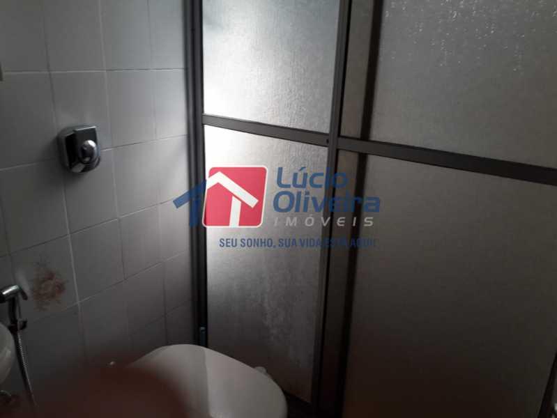 10 box do banheiro - Casa Rua Lucena,Olaria, Rio de Janeiro, RJ À Venda, 2 Quartos, 52m² - VPCA20246 - 12