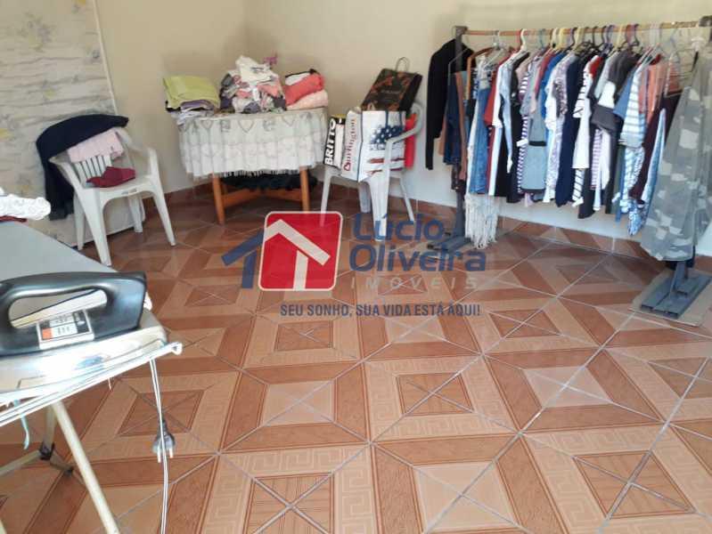 11 sala do kitinete - Casa Rua Lucena,Olaria, Rio de Janeiro, RJ À Venda, 2 Quartos, 52m² - VPCA20246 - 13