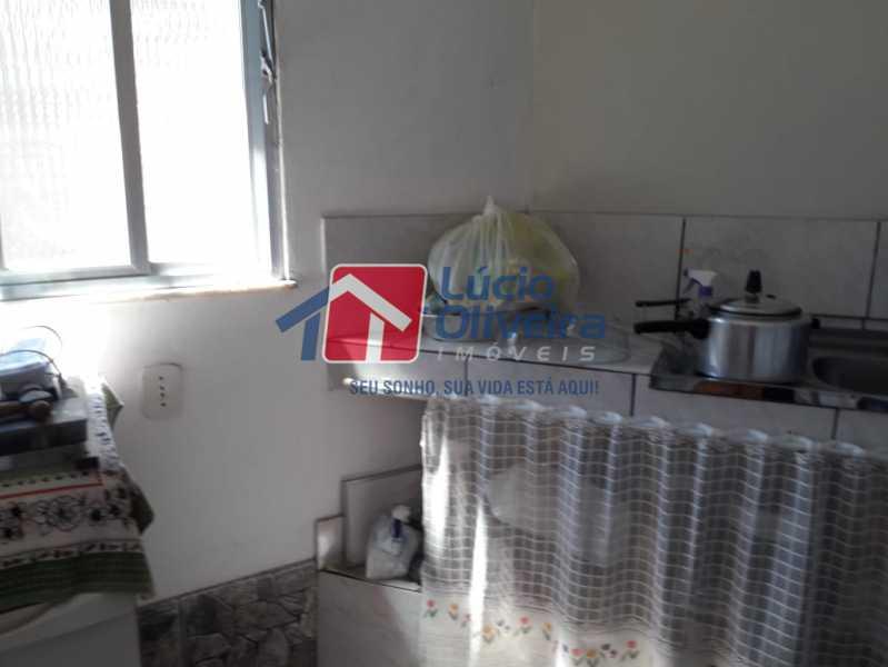 13 cozinha do kitinete - Casa Rua Lucena,Olaria, Rio de Janeiro, RJ À Venda, 2 Quartos, 52m² - VPCA20246 - 15