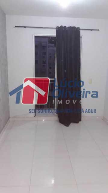 3-Sala. - Apartamento à venda Rua Flora Rica,Engenho da Rainha, Rio de Janeiro - R$ 260.000 - VPAP30298 - 4