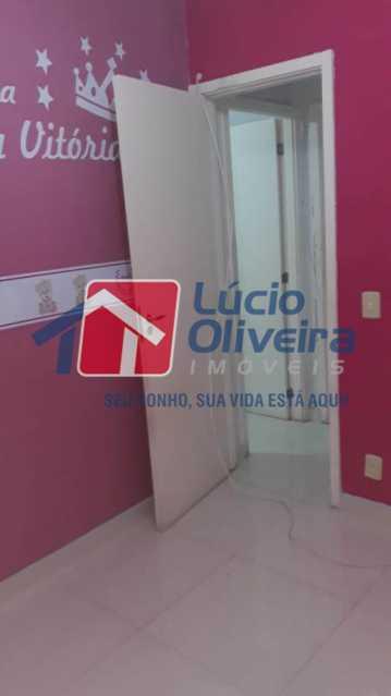 7-Quarto solteiro..... - Apartamento à venda Rua Flora Rica,Engenho da Rainha, Rio de Janeiro - R$ 260.000 - VPAP30298 - 8