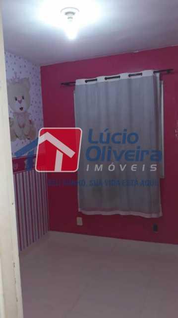 8-Quarto Solteiro. - Apartamento à venda Rua Flora Rica,Engenho da Rainha, Rio de Janeiro - R$ 260.000 - VPAP30298 - 9