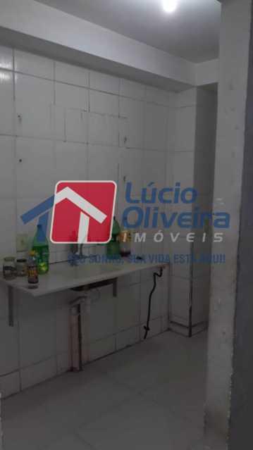 9-cozinha. - Apartamento à venda Rua Flora Rica,Engenho da Rainha, Rio de Janeiro - R$ 260.000 - VPAP30298 - 10
