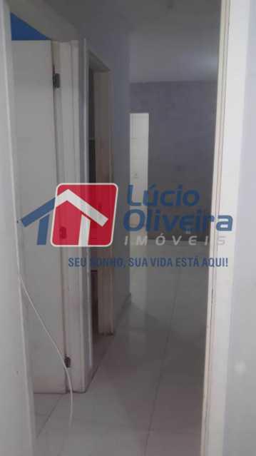 13-circulação. - Apartamento à venda Rua Flora Rica,Engenho da Rainha, Rio de Janeiro - R$ 260.000 - VPAP30298 - 16