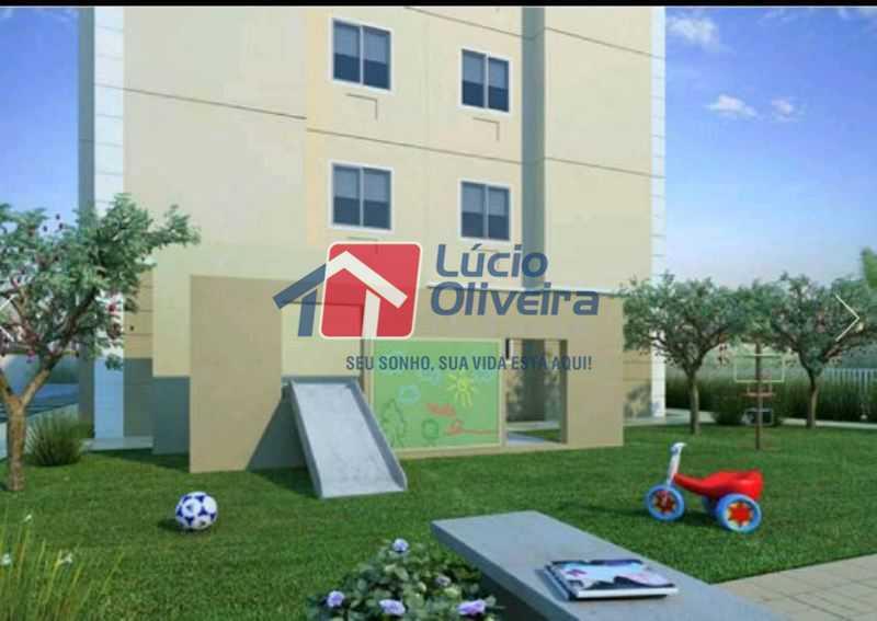 15-Parquinho - Apartamento à venda Rua Flora Rica,Engenho da Rainha, Rio de Janeiro - R$ 260.000 - VPAP30298 - 18