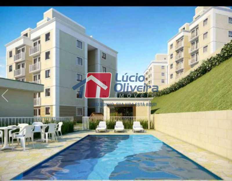 17-Piscina - Apartamento à venda Rua Flora Rica,Engenho da Rainha, Rio de Janeiro - R$ 260.000 - VPAP30298 - 20