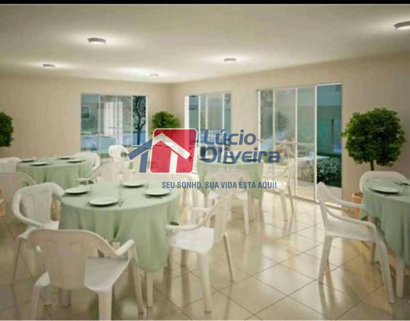 18-Salão Festas - Apartamento à venda Rua Flora Rica,Engenho da Rainha, Rio de Janeiro - R$ 260.000 - VPAP30298 - 21