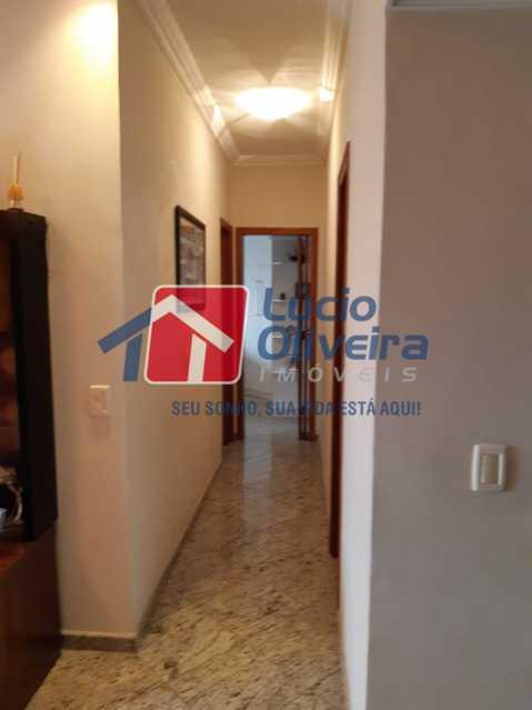 3 circulação - Apartamento à venda Rua Jucari,Irajá, Rio de Janeiro - R$ 330.000 - VPAP21259 - 5
