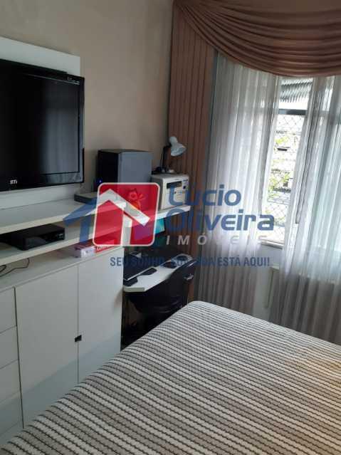 5 quarto 1 2 - Apartamento à venda Rua Jucari,Irajá, Rio de Janeiro - R$ 330.000 - VPAP21259 - 7