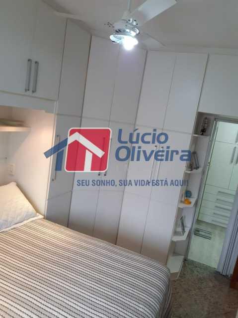 5 QUARTO CASAL - Apartamento à venda Rua Jucari,Irajá, Rio de Janeiro - R$ 330.000 - VPAP21259 - 8