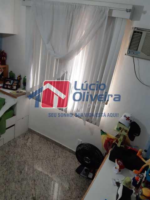 8 QUARTO SOLTEIRO - Apartamento à venda Rua Jucari,Irajá, Rio de Janeiro - R$ 330.000 - VPAP21259 - 12