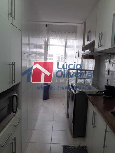 9 cozinha - Apartamento à venda Rua Jucari,Irajá, Rio de Janeiro - R$ 330.000 - VPAP21259 - 13