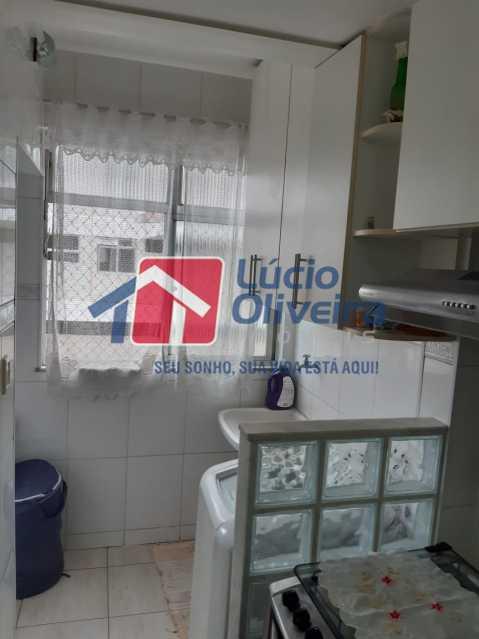 10 área de serviço - Apartamento à venda Rua Jucari,Irajá, Rio de Janeiro - R$ 330.000 - VPAP21259 - 15