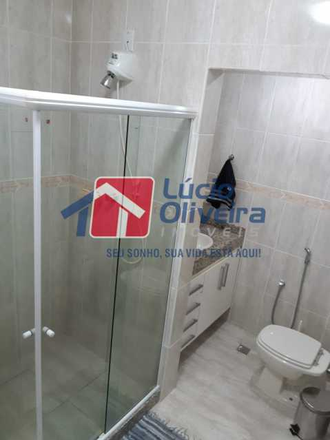 11 banheiro - Apartamento à venda Rua Jucari,Irajá, Rio de Janeiro - R$ 330.000 - VPAP21259 - 16