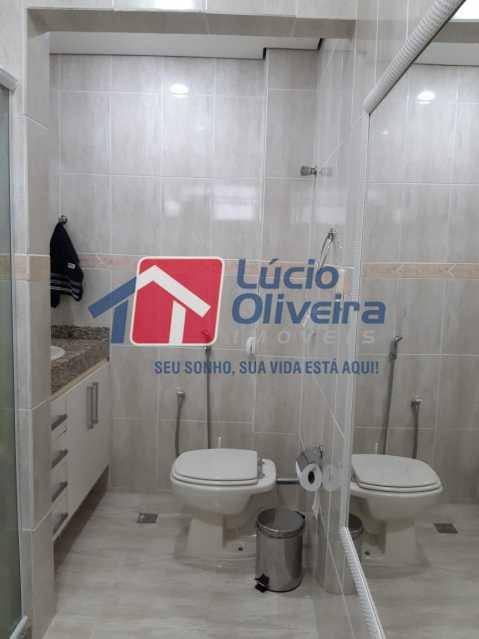 13 visão geral do banheiro - Apartamento à venda Rua Jucari,Irajá, Rio de Janeiro - R$ 330.000 - VPAP21259 - 18
