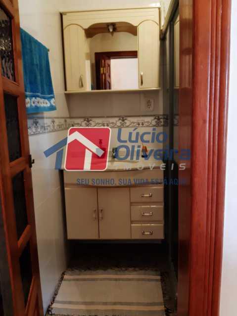 15 armario do banheiro - Apartamento à venda Rua Jucari,Irajá, Rio de Janeiro - R$ 330.000 - VPAP21259 - 20