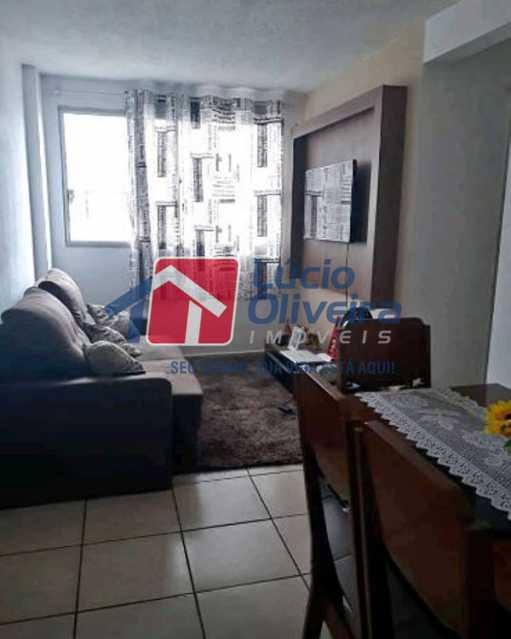 1-Sala 2 ambientes - Apartamento à venda Estrada João Paulo,Honório Gurgel, Rio de Janeiro - R$ 145.000 - VPAP21263 - 1