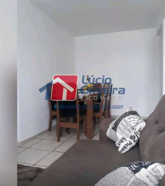 2-Sala - Apartamento à venda Estrada João Paulo,Honório Gurgel, Rio de Janeiro - R$ 145.000 - VPAP21263 - 3