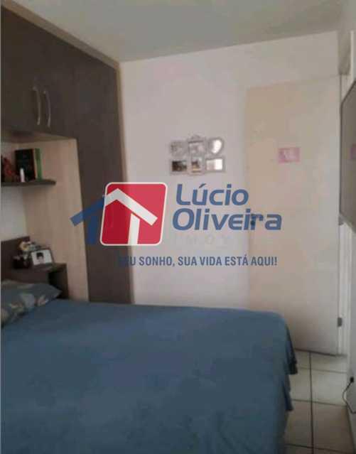 3-Quarto Casal...... - Apartamento à venda Estrada João Paulo,Honório Gurgel, Rio de Janeiro - R$ 145.000 - VPAP21263 - 4