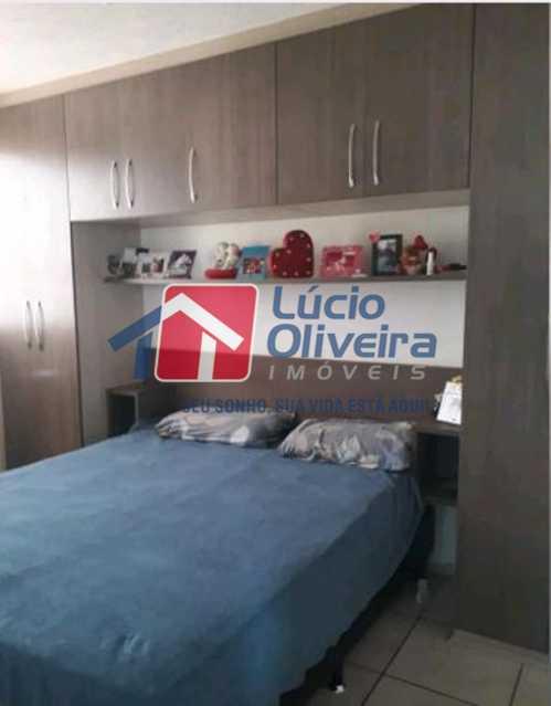 5-Quarto Casal - Apartamento à venda Estrada João Paulo,Honório Gurgel, Rio de Janeiro - R$ 145.000 - VPAP21263 - 7
